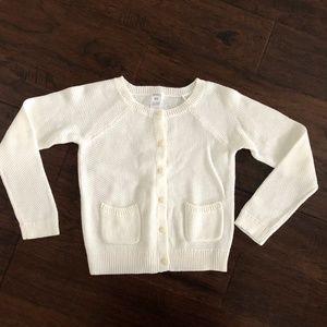 CARTER'S Long Sleeve Cardigan Sweater
